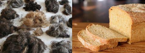 hair bread human hair in bread indian remy hair