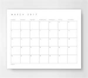 desk calendar 2017 monthly desk calendar printable desk