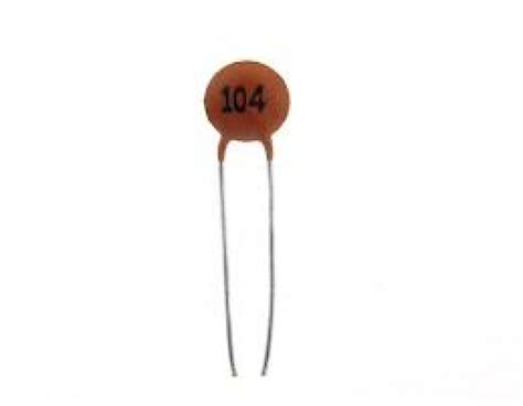 ceramic capacitor ringing capacitor 104 led verlichting watt