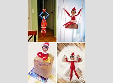 ELF-ON-THE-SHELF IDEAS - Kids Activities Elf On The Shelf Ideas For Kids