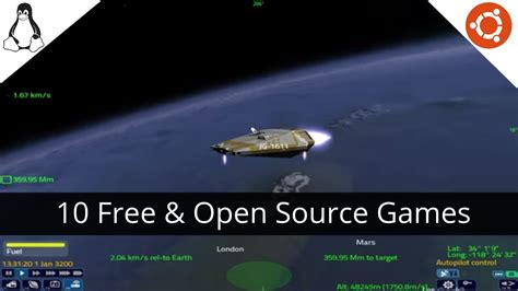 are open source games community top 10 most awesome obscure free and open source linux