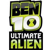 Ben 10 Ultimate Alien Logo Image PLAY FREE BEN GAMES ONLINE