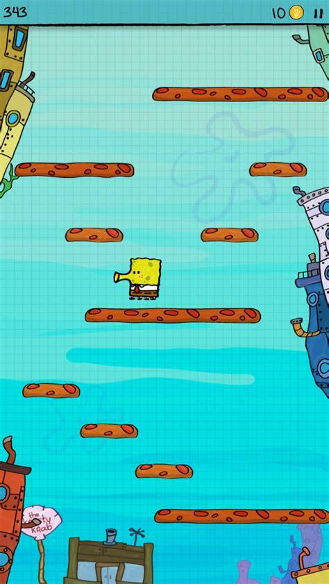 doodle jump explorer doodle jump bob l 233 ponge iphone 17 20 test photos vid 233 o
