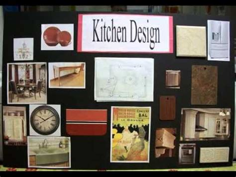 home design board interior design presentation board mov