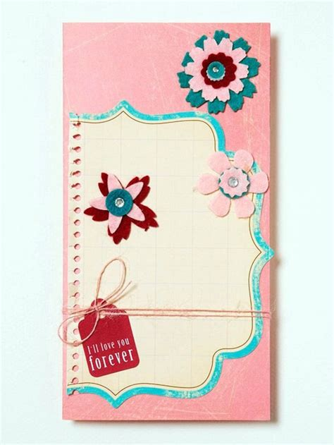 Handmade Valentines Day Card Ideas - 32 ideas for handmade s day card interior