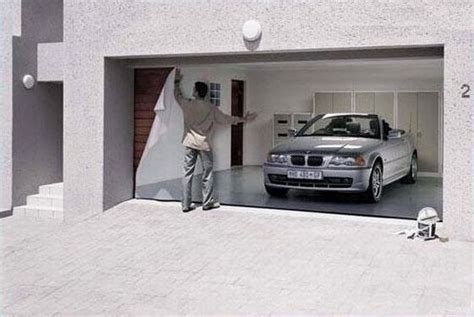 Garage Door Graphics by Marc Valdez Weblog Garage Door Decals