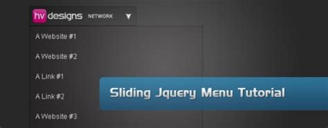 tutorial menu css jquery 32 jquery and css drop down menu exles and tutorial