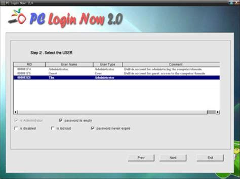 reset windows vista login password free top 3 free pc unlocker 2018 recover and unlock windows