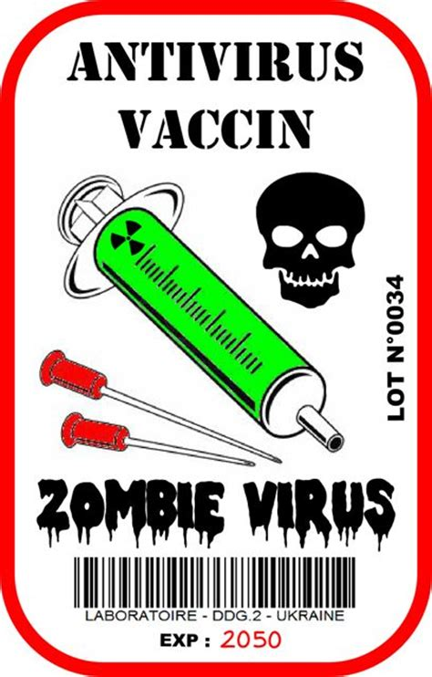 printable zombie labels pinterest the world s catalog of ideas