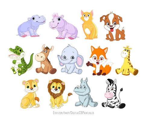 Animal Clip by Animal Clipart Clipart Clipart Safari