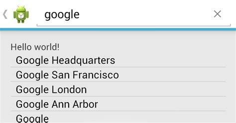 Address Lookup Ma Android Er Search Address By Name With Geocoder With