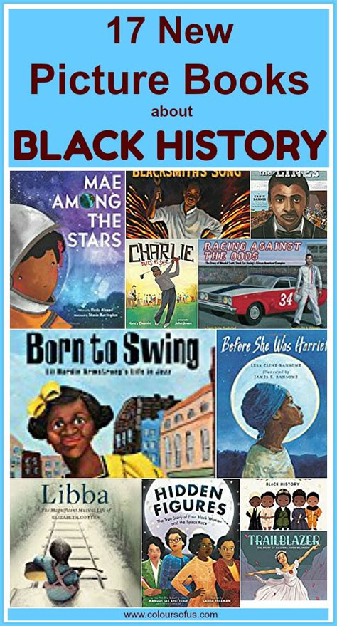 american history picture books 17 new picture books about black history colours of us