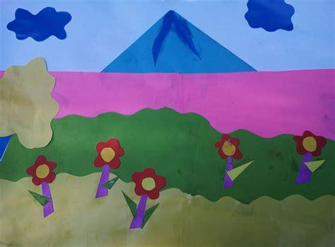 membuat lu belajar dengan barang bekas artwork and manfaatkan kertas warna dan origami bekas untuk membuat