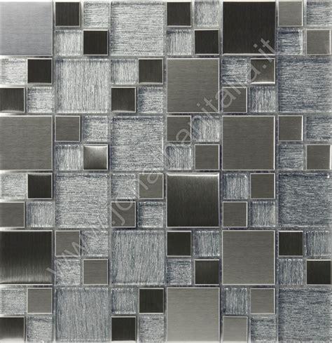 Mosaico Grigio Bagno by Mosaici Mosaici Serie Texture Texture Legno Grigio