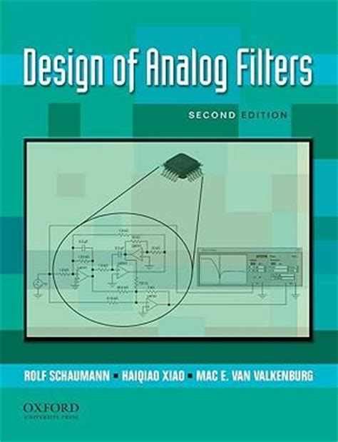 emi filter design third edition books design of analog filters 2nd edition professor chairman