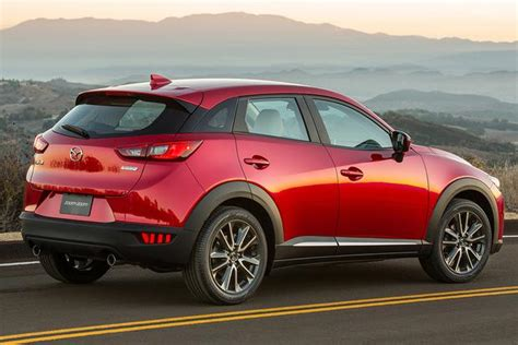 different mazda models 2016 mazda cx 3 vs 2015 mazda cx 5 what s the difference