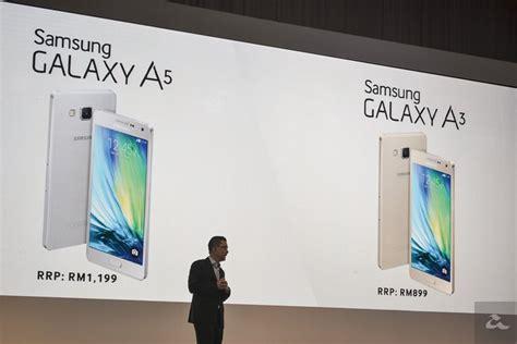 Hp Samsung A5 Malaysia samsung melancarkan galaxy a di malaysia galaxy a3 berharga rm899 galaxy a5 rm1199 amanz