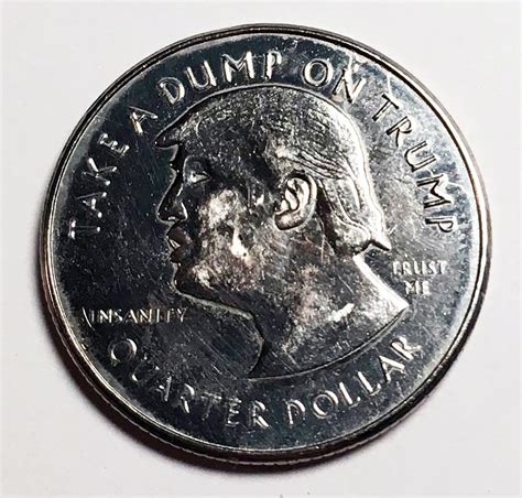 Kitchen Cabinet Crown anti trump quarters pop up across the us updated