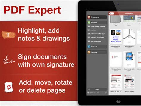 design expert help pdf readdle s pdf expert for ipad now includes icloud support