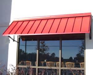 metal awning material home improvement awnings for your home aiu construction