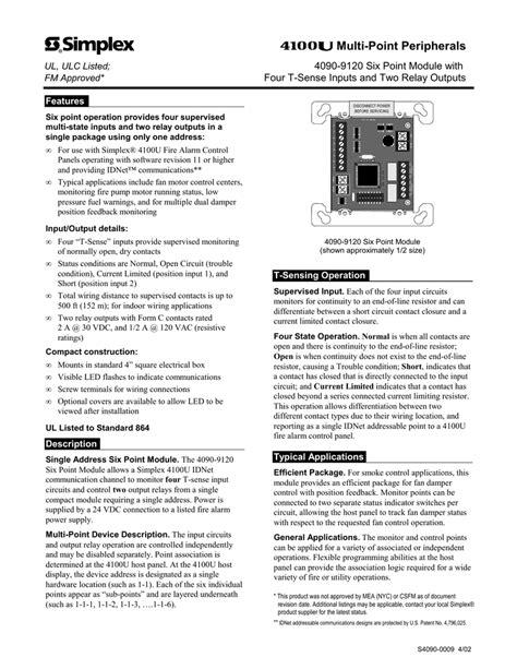 Simplex 4090 9001 Wiring Diagram | Free Wiring Diagram