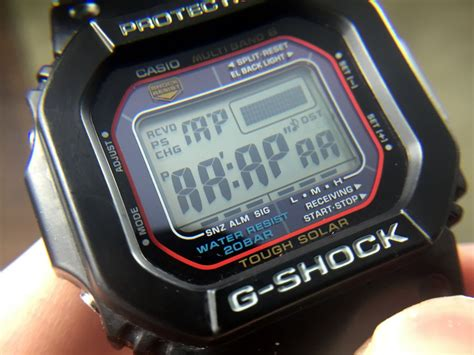 Lcd G Shock casio g shock secret features and screens 60clicks