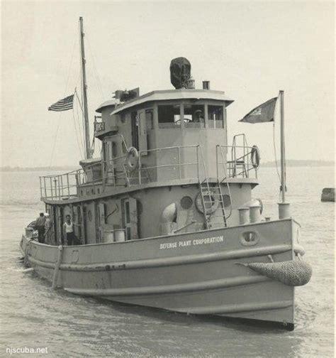 tugboat nj tugboat artifacts etc new jersey scuba diving