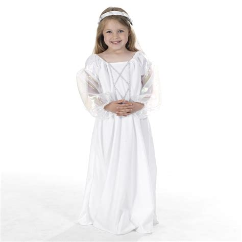 Wedding Dress Costume by Princess Wedding Dress Costume For 310066