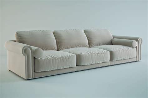 longhi sofa sofa paul longhi 3d model