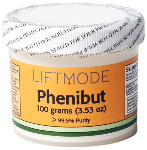 Phenibut Also Search For Phenibut Hcl Crystals 100 Grams 3 53 Oz 99 5
