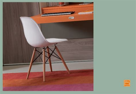 design sedia sedie per camerette moderne
