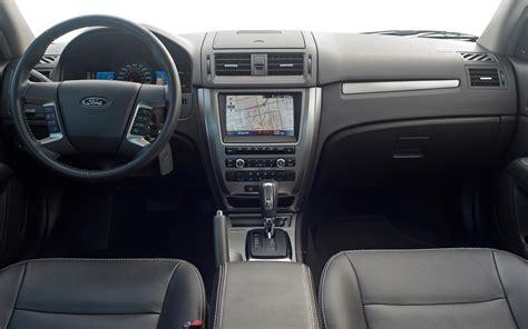 2011 ford fusion hybrid interior photo 40190904