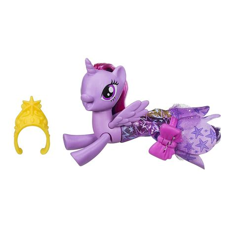 My Pony The 2017 Twilight Sparkle Glitter Style Seapony the ultimate my pony the merchandise guide