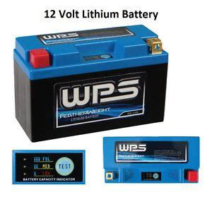 Motorrad Batterie Gewicht by Motorcycle Lithium Ion Battery Light Weight 210 Cca Suzuki