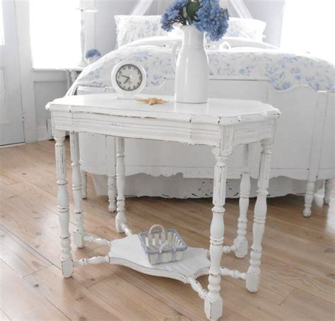 table shabby chic antique painted furniture