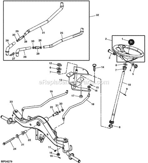 deere lt155 parts diagram deere lt166 mower deck belt diagram car interior design