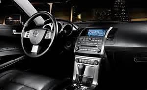 2007 Nissan Maxima Interior Car And Driver