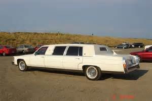 Cadillac Limos 1986 Cadillac Fleetwood Limousine