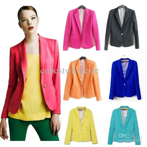 colorful blazers colorful womens blazers trendy clothes