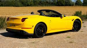 Ferrari california t handling speciale 2016 uk review by car