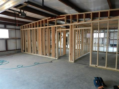 Metal Building Interior Walls by Steel Building Interior Walls Complete Thanks Norm And