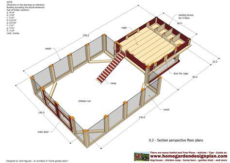Chicken House Plans For 100 Chickens   Chicken Coop Design