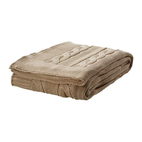 ikea blanket ursula throw beige ikea
