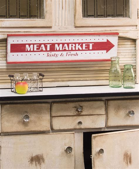 white house meat market craft house designs wholesale meat market sign