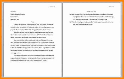 sle apa outline template template for apa format paper 28 images sle apa