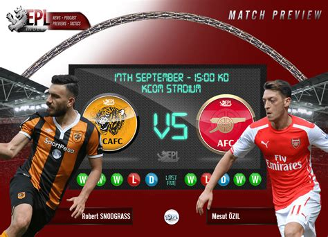 hull city vs arsenal preview team news key men stats
