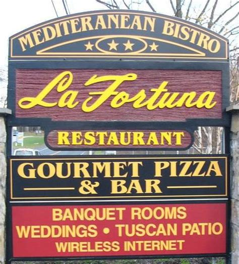 table pizza fortuna la fortuna restaurant home bethel connecticut