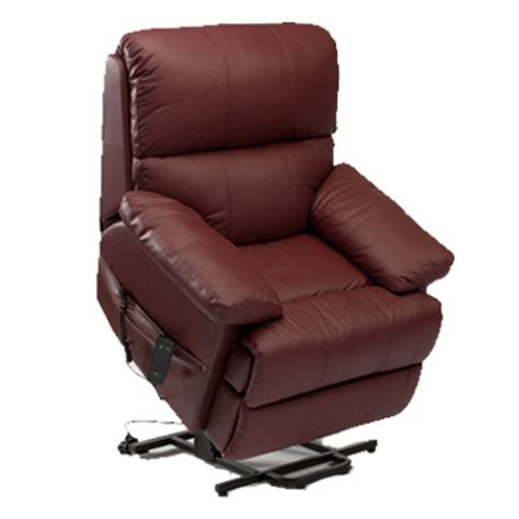 luxury leather recliners lars leather riser recliner electric riser recliner chair