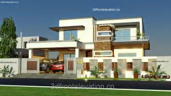 exceptional House Plans Bungalow Open Concept #9: duplex-house-plans-front-elevation.kerala252Bhouse252Bdesigns252Band252Bfloor252Bplans.jpg