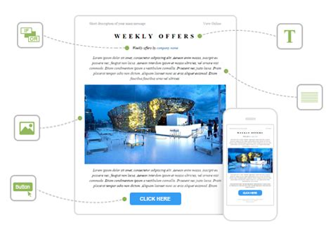 create perfect responsive email templates with the new